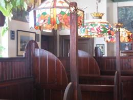 main bar booths