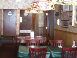 dining parlour