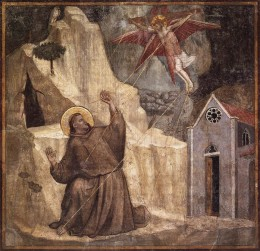 Stigmatisation of Saint Francis