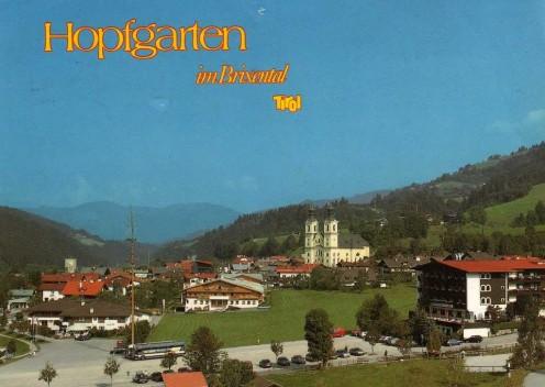 Village of Hopfgarten