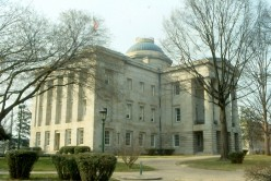 State Capitol, Raleigh, NC.