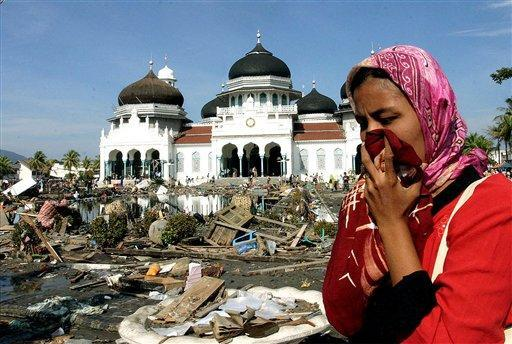 Aceh tsunami and earthquake, 2004
