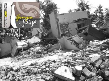 Jogjakarta earthquake, 2007