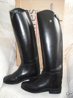 Long or short riding boots?