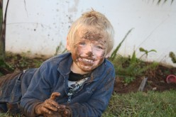 How To Love Mud as Much As Your Toddler