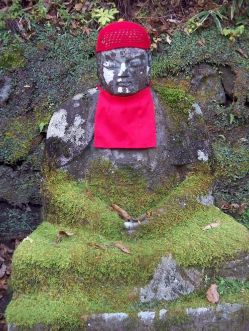 Jizu spirit. Japan