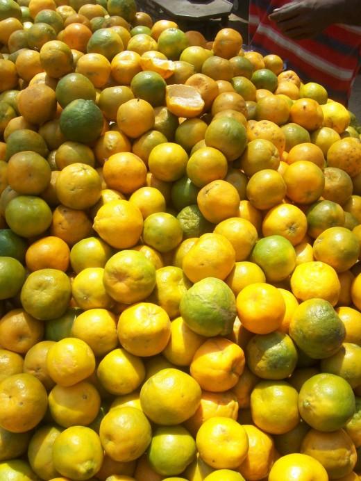 Nagpur Orange