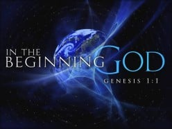 GOD - In the Beginning