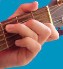 'C' chord