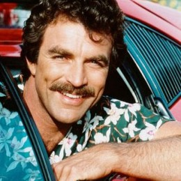Tom Selleck - look at that mustache