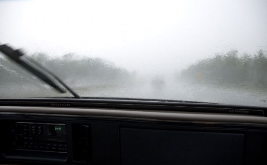 Don't neglect your car wipers. They are important to driving safety, don't cost that much and are easy to install