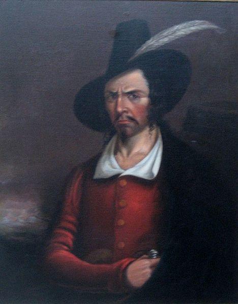 Legend of The Pirate Jean Lafitte in Louisiana