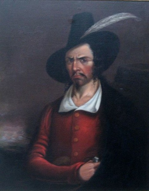 Legend of The Pirate Jean Lafitte in Louisiana