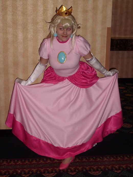 Nice Princess Peach