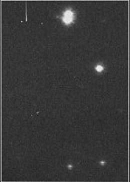 Credit: NASA,ESA and STScl