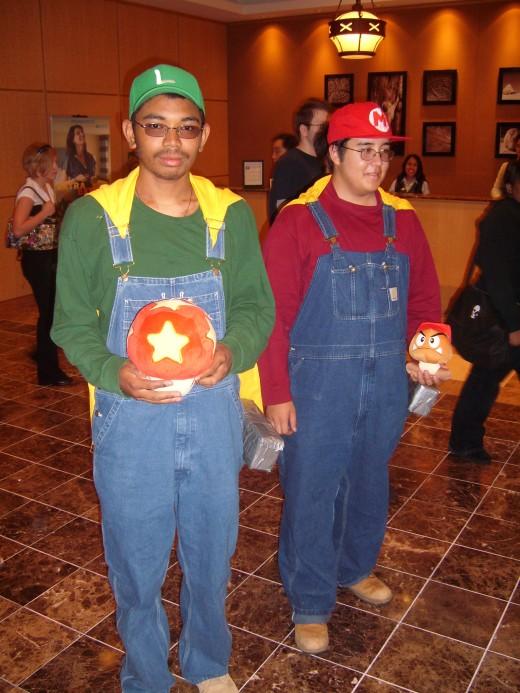 Super Mario Bros.!