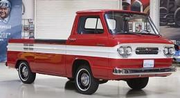 Jay Leno's 61 Corvair Truck