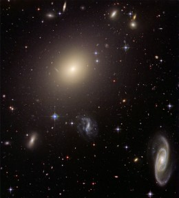 Diverse Galaxies   Credit: NASA, ESA, and The Hubble Heritage Team (STScl/AURA)