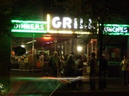 The Grill on Congress Ave. in Tucson, AZ