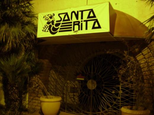 Santa Rita Hotel in Tucson, AZ