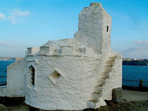 Huer's Hut, Newquay, Cornwall.