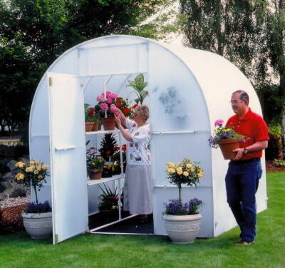 Kit Greenhouse. Image: solar-components.com