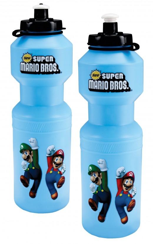Super Mario Bros. Sports Bottle