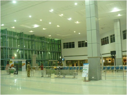 Dr. Baba Saheb Ambedkar International Airport