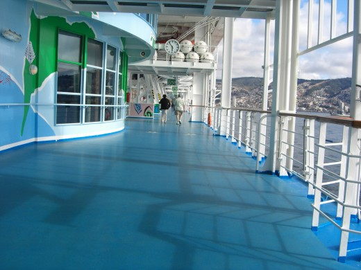 The Walking/Jogging Deck