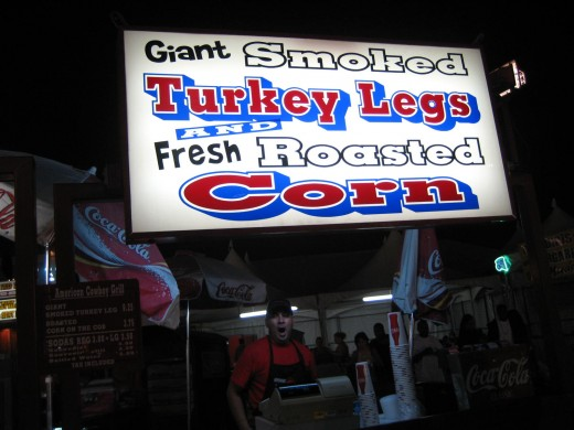 one place to buy turkey legs