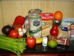 Fresh, nutritious, gluten-free food!