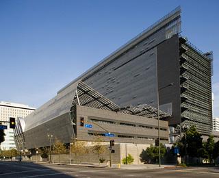 Caltran Building (Los Angeles/LA Art on File/Corbis)