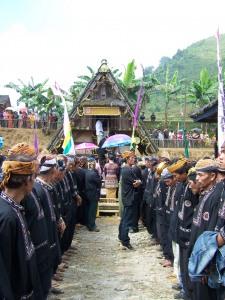 Seren Taun Ceremony