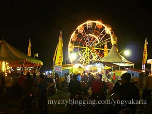 Sekaten Carnival mycityblogging.com