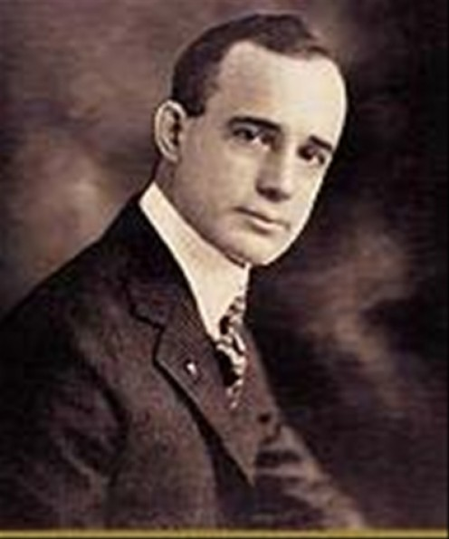"Napoleon Hill - The author of ""Think and Grow Rich"""