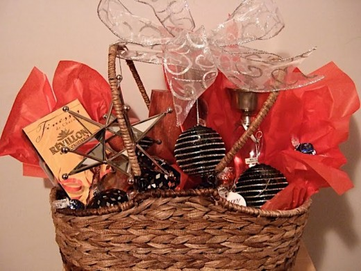Gift Hampers for Profit or Fun.