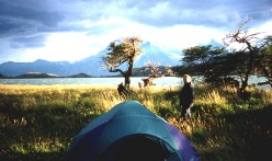 Torres del Paine Refugios and Camping