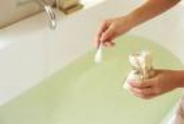 Epsom salts in your bath are a relaxing way to get Magnesium.. it is absorbed through your skin!
