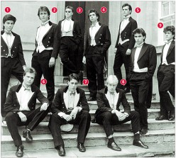The Bullingdon Club Oxford University