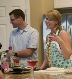 Easy Entertaining| How To Entertain a Large Crowd on Short Notice