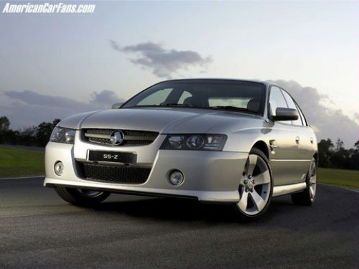 Holden Commodore SSZ
