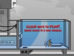 Portal Flash Game