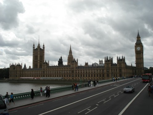 House of Parliament, Big Ben