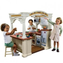 Kids kitchen sets kitchen playsets for Playskool kitchen set