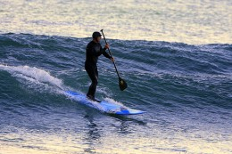Stand Up Paddle Boarding Photo by mikebaird
