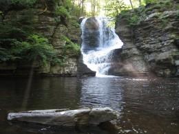 Fulmer Falls (55 feet)