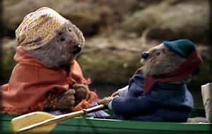 Emmet Otter and his Mother