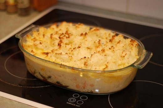 Fish Pie Photo by yann.co.uk