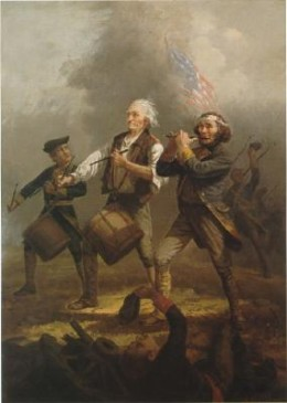 dbq were the colonists justified in waging Please grade my dbq 1-9 and give me a strong feedback it is clear that american colonists were justified in waging war and breaking away from britain.
