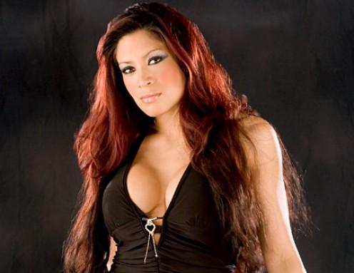 WWE Divas Wardrobe Malfunction